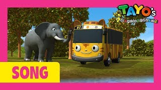 Tayo's sing along show 2 l A Safari Adventure l Tayo the Little Bus
