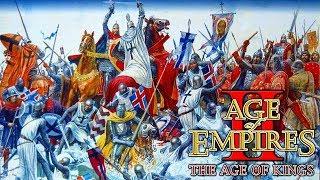 Age Of Empires II | Campaña Saladino | La Partida mas Tediosa #2