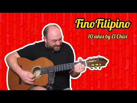 10 años de FinoFilipino - El Chivi