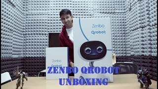 Zenbo (Qrobot or 9Robot?)  Unboxing , Robots in you home?