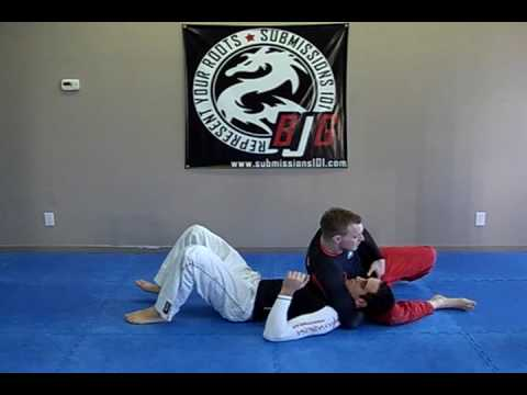 Key Lock Submission from Scarf Hold (Kesa Gatame)