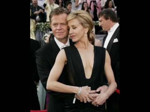 Felicity Huffman & William H Macy Video