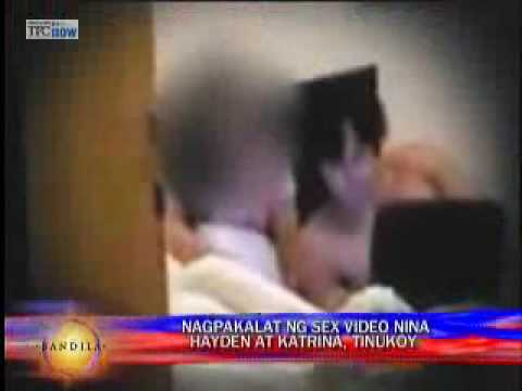 THE MOST VIEWED VIDEO ON KATRINA-HAYDEN SEX  SCANDAL CONTROVERSY  IN YOUTUBE