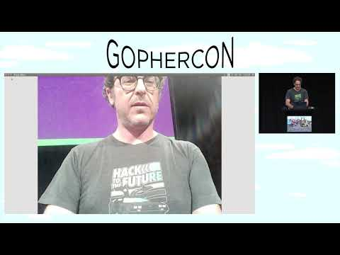 GopherCon 2018: Ron Evans - Computer Vision Using Go and OpenCV 3