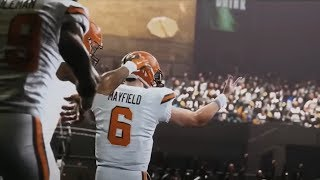 LEAKED MADDEN 19 GAMEPLAY! AS GOOD AS OLD MADDENS?
