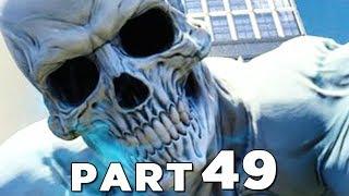 SPIDER-MAN PS4 Walkthrough Gameplay Part 49 - SPIRIT SPIDER SUIT (Marvel's Spider-Man)