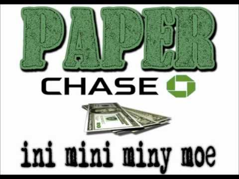 Paper Chase Ini Mini Miny Moe video