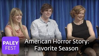 American Horror Story - The Cast on Which Season is Their Favorite