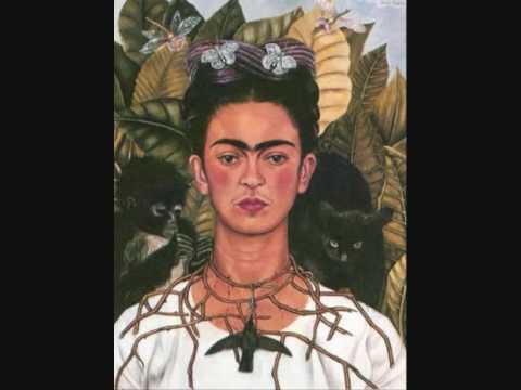 FRIDA KAHLO PINTORA MEXICANA SURREALISMO EXPRESIONISMO