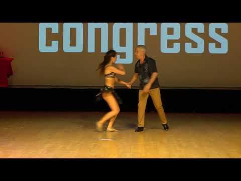 CZC18 Performance by Kiri & Jaime ~ Zouk Soul