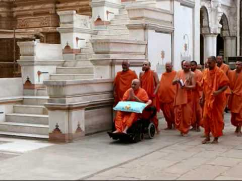 Baps Swaminarayan- Thal video