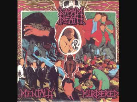 Napalm Death - Rise Above