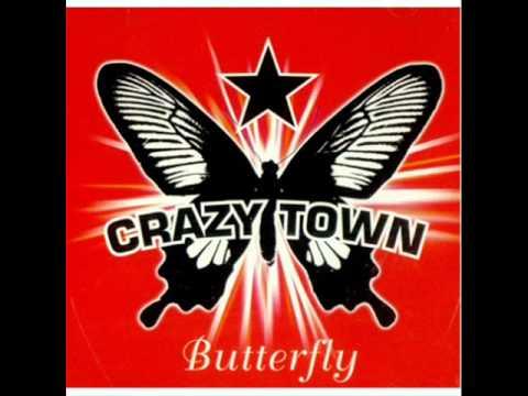 Crazy Town - Butterfly HQ + lyrics
