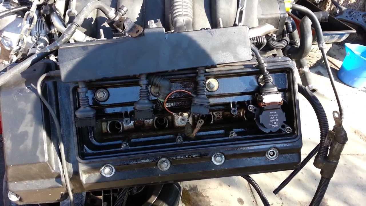 Bmw E39 540i Engine Spark Plug