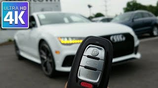2017 AUDI RS7 - I WANT ONE!!!!!