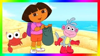 Dora and Friends The Explorer Cartoon Adventure  👙 Summer Explorer with Dora Buji in Tamil