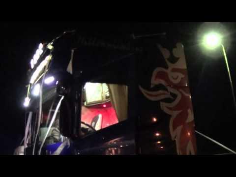 Scania με πολυτελέστατη καμπίνα...