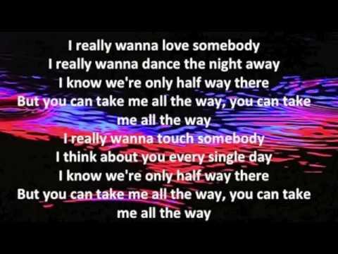 Love Somebody   Maroon 5 lyrics)