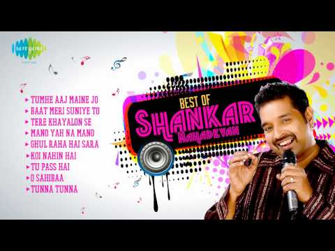 Best of Shankar Mahadevan | Tere Khayalon Se | Most Popular...