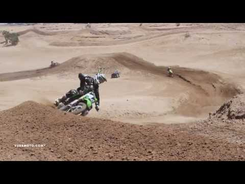 Comp Edge Practice Day ft. Villopoto, Anderson, M.Stewart, Bagget & More - vurbmoto