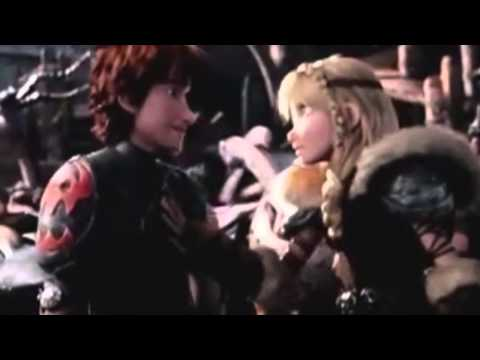 Hiccup Astrid Hiccstrid Here I am HTTYD2 SPOILERS