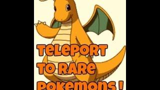 download lagu How To Teleport To Rare Pokemons - Pokemon Go gratis