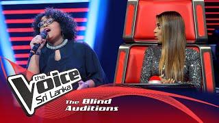 Hanźinie - Mashup | Aaley Believer  | Blind Auditions | The Voice Sri Lanka
