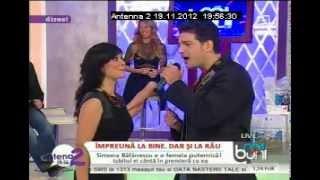 Simona & Rares Dragomir - Iubeste-ma de-ti plac asa cum sunt - live la Rai da