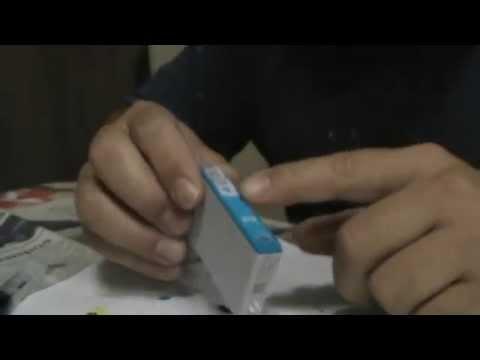 Recarga de cartucho Multifuncional HP 4625 /4615