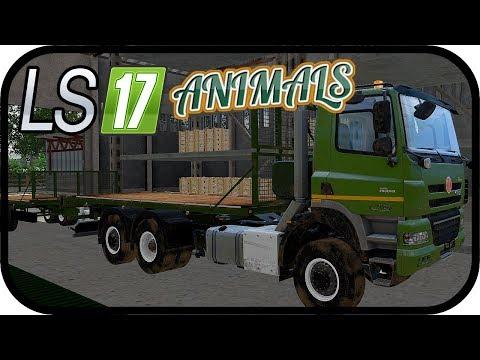 LS17 ANIMALS - Obstlieferung für die Mosterei #156 - LS17 NORDFRIESISCHER MARSCH 4 FACH ★Deutsch