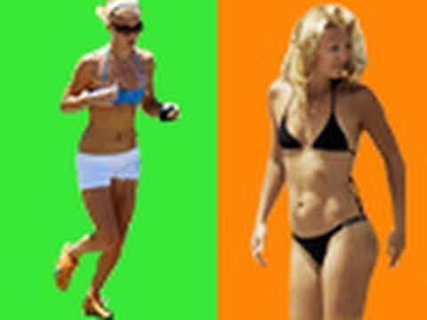 Kate Hudson's Slender Body Workout (Diet & Fitness Guru ...