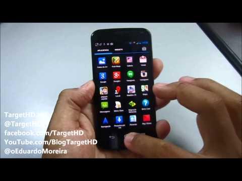 [TargetHD.net] Review: Motorola Moto X | Parte 01 (Brasil)