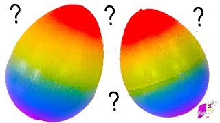 Will It Hatch ? Hatching Baby Unicorns From Rainbow Water Eggs ?