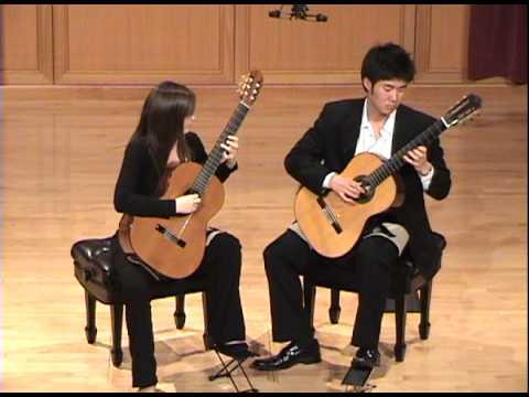 Leo Brouwer - Music Incidental Campesina (Danza)