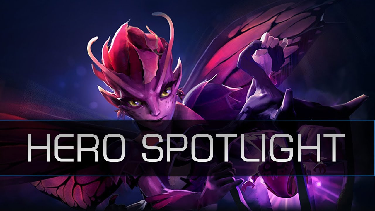 Dota 2 Hero Spotlight - Dark Willow