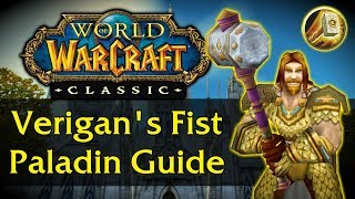 Verigan's Fist Guide | Classic WoW (Paladin Class Quest)