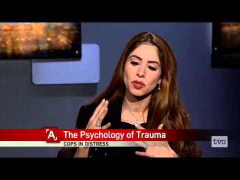 Katy Kamkar: The Psychology of Trauma