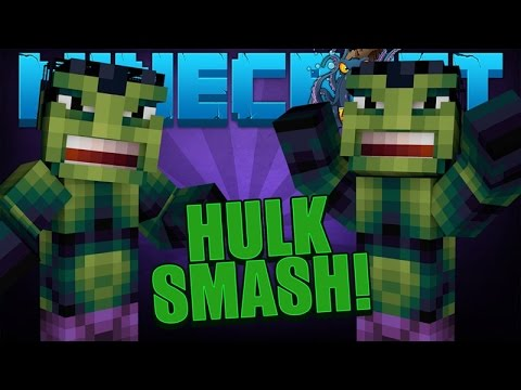 Minecraft - Crazy Craft 2.2 - HULK SMASH! [19]