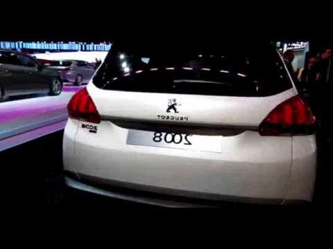 2014 Peugeot 2008 Allure Diesel [gulebure]