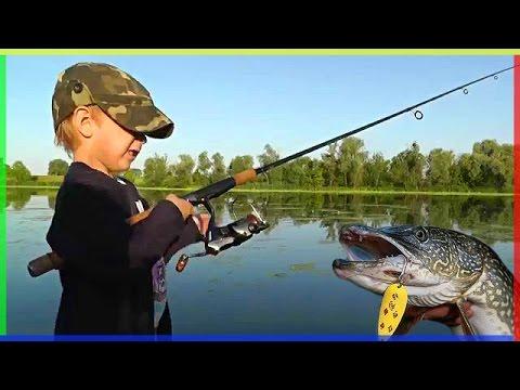 как нужно ловить рыбу на спиннинг