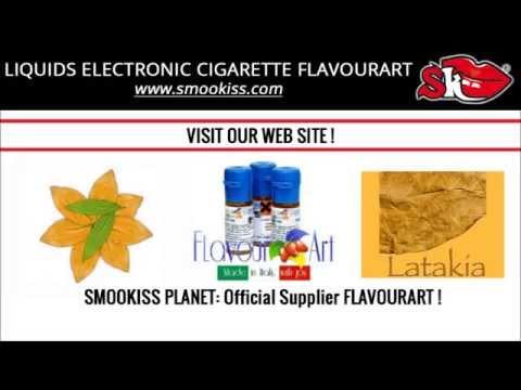 Liquids Electronic Cigarette Flavourart | www.smookiss.com
