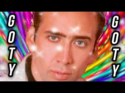 Nicolas Cage Dating Simulator 2015