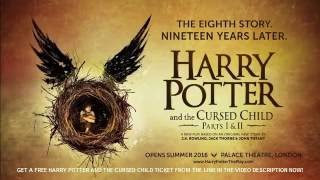 Harry Potter and the Cursed Child Free Movie/Play Tickets with Trailer