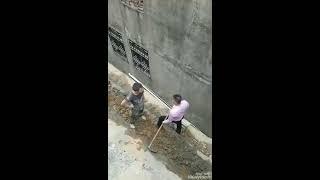 Hàng xóm Đanh nhau dã man chỉ vị tranh