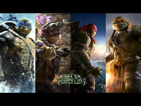 Teenage Mutant Ninja Turtles 2014 Soundtrack - Shell Shocked