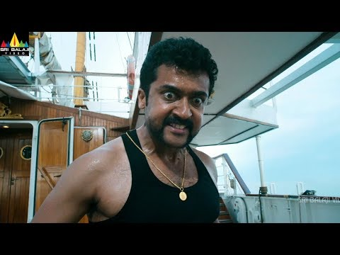 Singam Movie Climax | Surya, Anushka, Hansika | Latest Telugu Movie Scenes