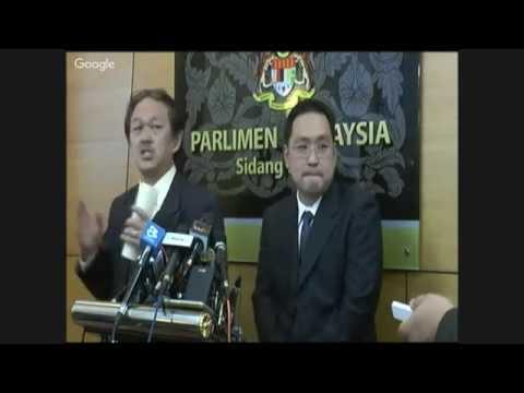 Sidang Media | Parlimen | Mangsa Abu Sayyaf [19.11.2015]