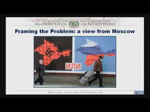 BBL: Ukraine Crisis and its implications for Asia
