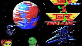Gradius msx  type game GR3 Re-DEATH  complete (グラディウス風MSXシューティング GR3 Re-DEATH コンプリート)