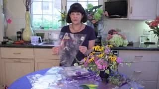 How to Send Eco-Friendly Flowers : Flower Arrangements
